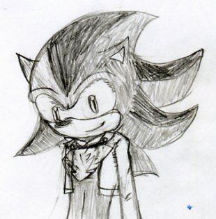 Shawn the Hedgehog by NighttheHedgehog