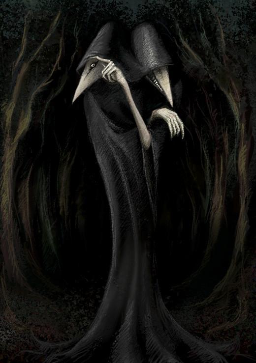 Potwor z zeszytu by Chimajra