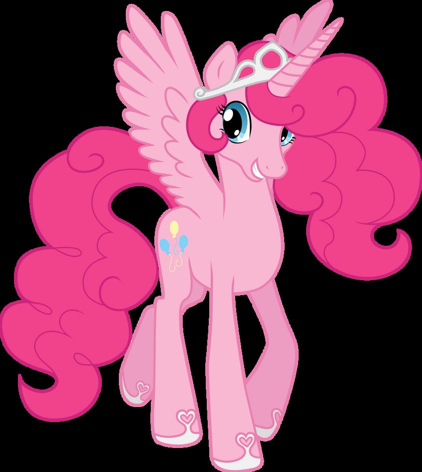 Princess Pinkie by Chimajra