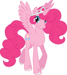 Princess Pinkie by Chimajra