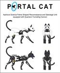 Portal Cat Anatomy