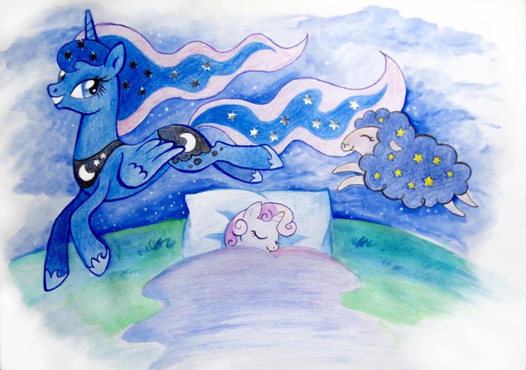 Pleasant dreams by Chimajra