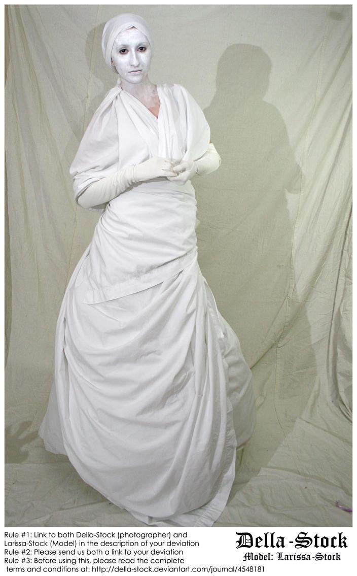 Fraulein Statue9 By Della Stock