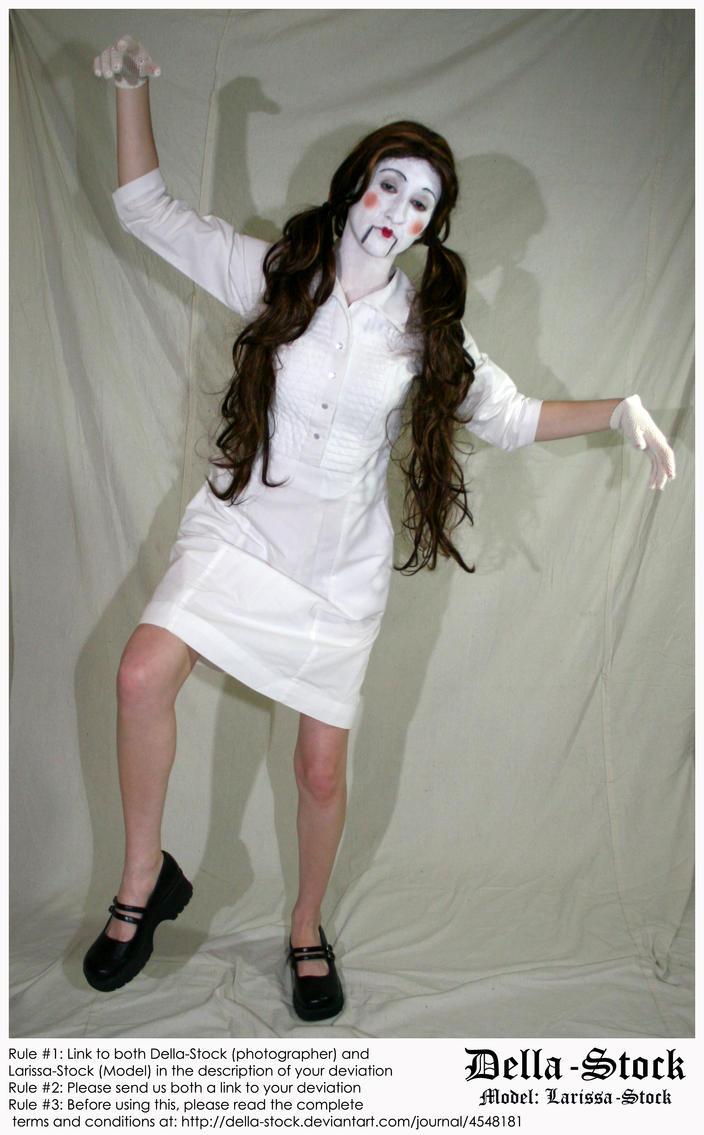 Marionette.5 by Della-Stock