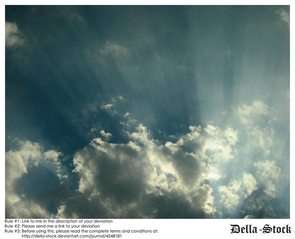 Light Rays.3 by Della-Stock