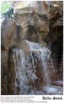 Rainforest Cafe Waterfall.7