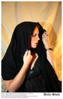 The Dark Veil by Della-Stock
