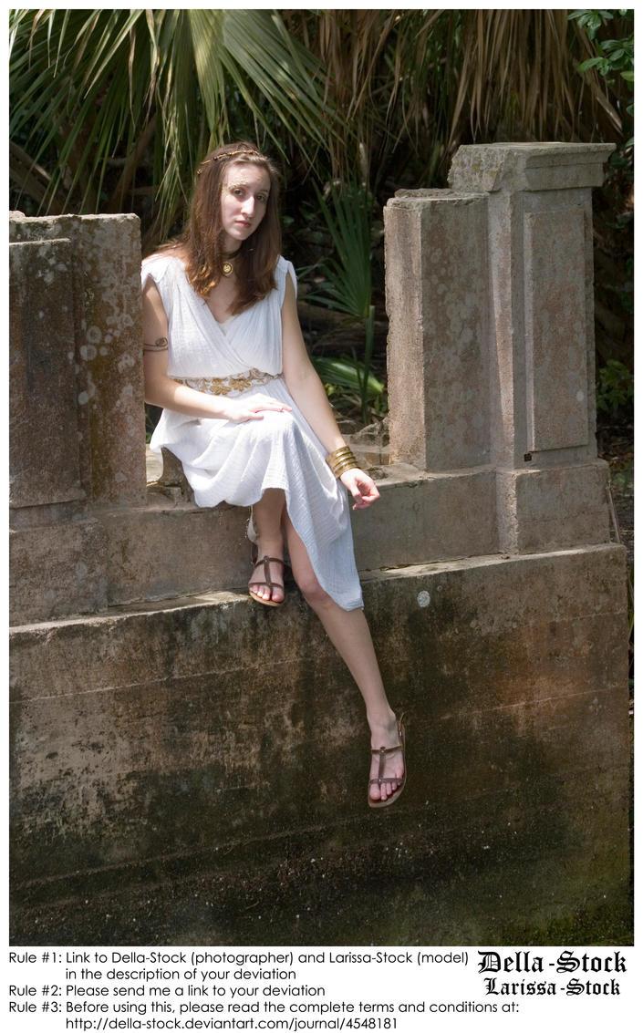 Grecian Goddess by Della-Stock