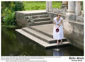 Roman Waters.6 by Della-Stock