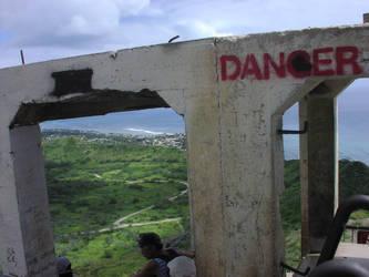 Danger by Della-Stock