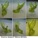 Hands Stock