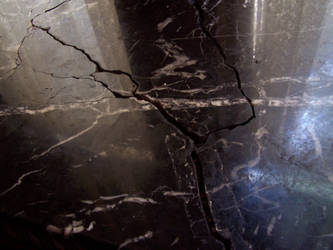 Cracked Marble by Della-Stock