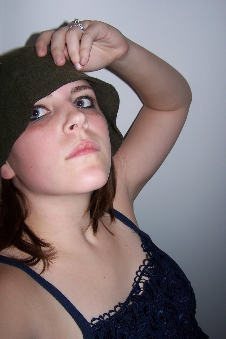 Gap Hat by Della-Stock