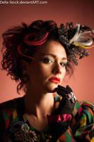The Hattress.3 by Della-Stock