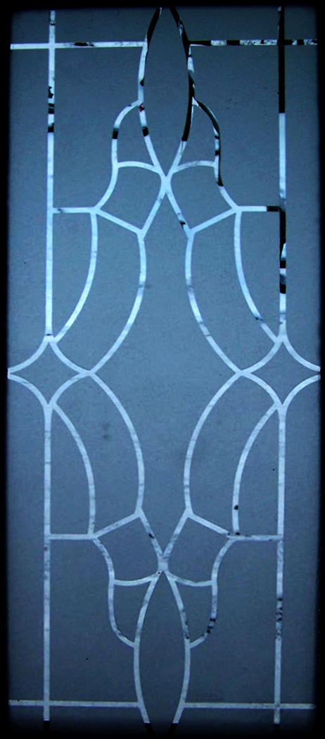 Wonderful Door Glass Pattern By Della Stock ...