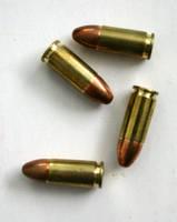 Bullets by Della-Stock