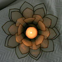 Lotus Top by Della-Stock