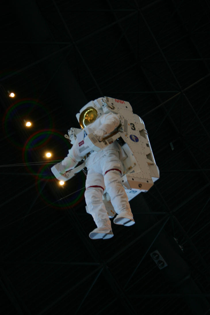 Space Walk- Left Front by Della-Stock