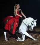 Arabian Nights-RedGirlon Horse