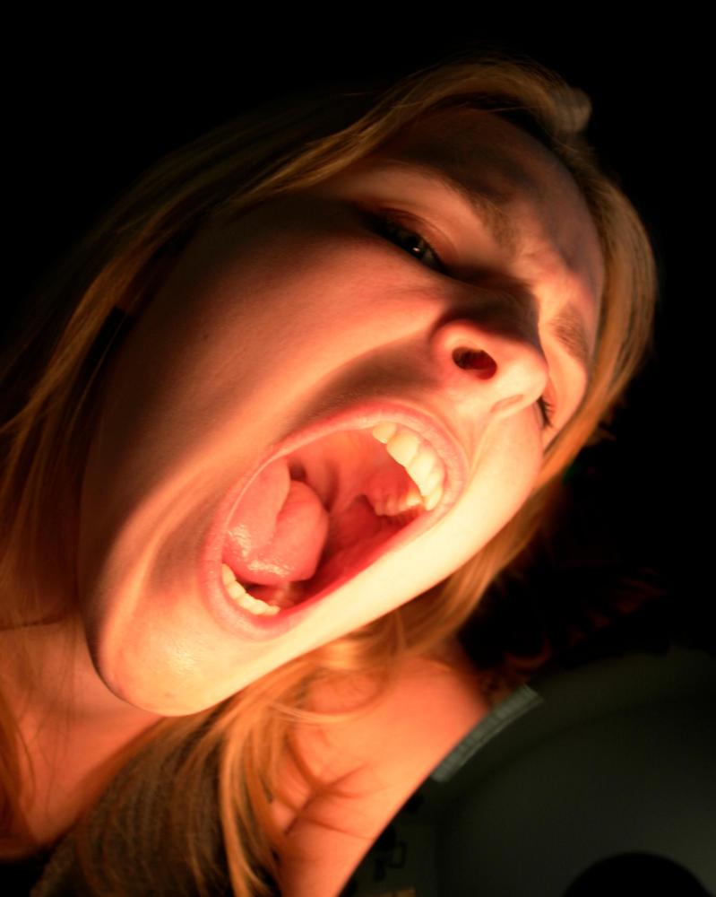 Threshold Face by Della-Stock