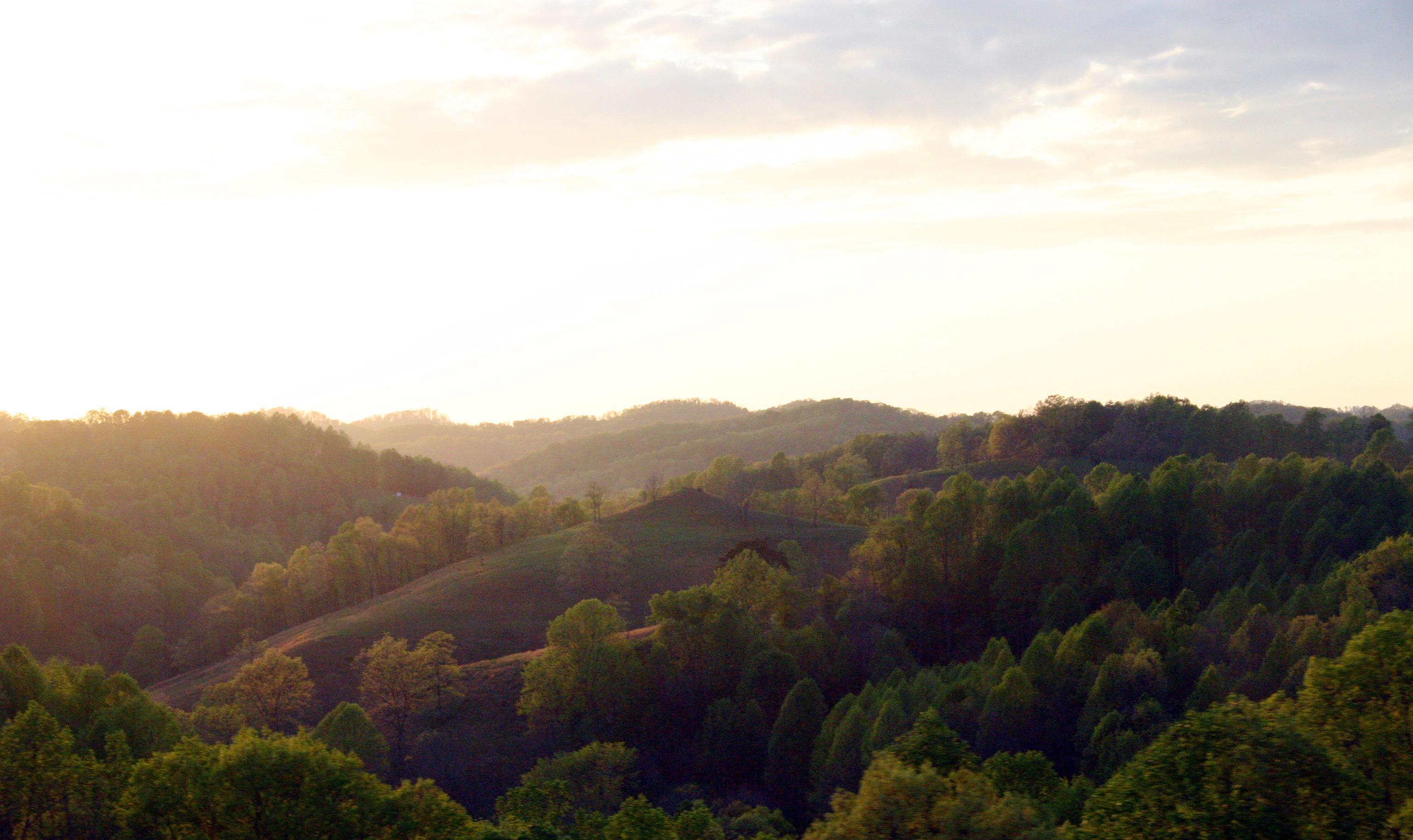 Rolling Hills by Della-Stock on DeviantArt