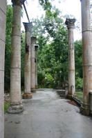 Roman Bath.3 by Della-Stock