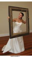 Bride in a Frame.2