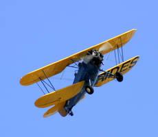 Bi-Plane by Della-Stock