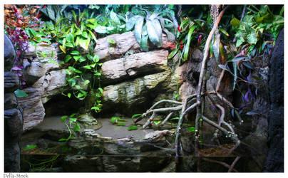 Nature Background by Della-Stock