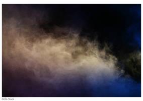 Colorful Fog by Della-Stock