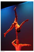 Chinese Acrobat 7 by Della-Stock