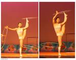 Chinese Acrobatic Hoola Hoops