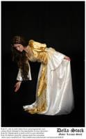 Reaching Princess by Della-Stock