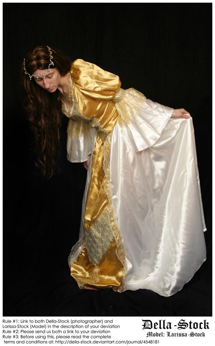Peering Princess by Della-Stock