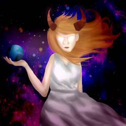 Space Godess by ReBaka-Chan