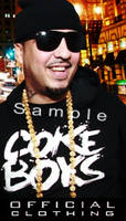Official Coke Boys Clothing Line Tag