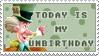 Happy unbirthday by lev-en