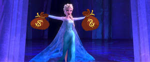 FROZEN BECOMES HIGHEST GROSSING ANIMATED FILM by NoNameDEF