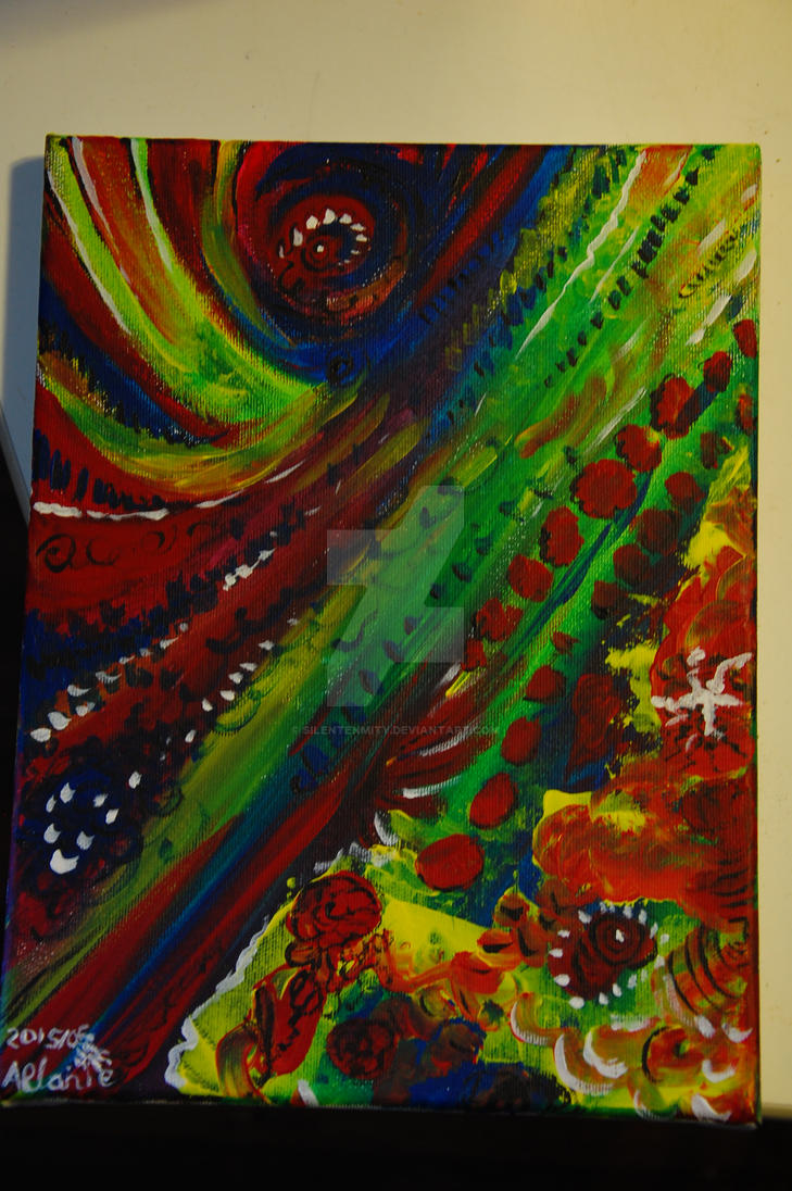 Colourful creation 1 by SilentEnmity