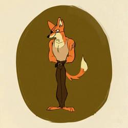 Sergent Fox dude