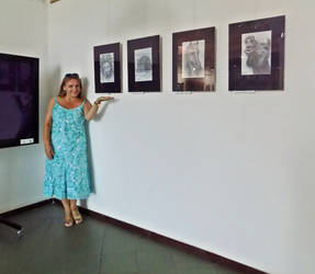 Exhibition of my works - August 2017 by czarownicazbagien