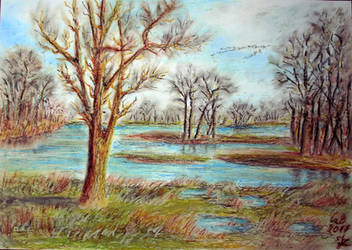 Masuria14 - Spring (updated, better quality photo) by czarownicazbagien