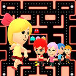 Ms.Pacman Mii version