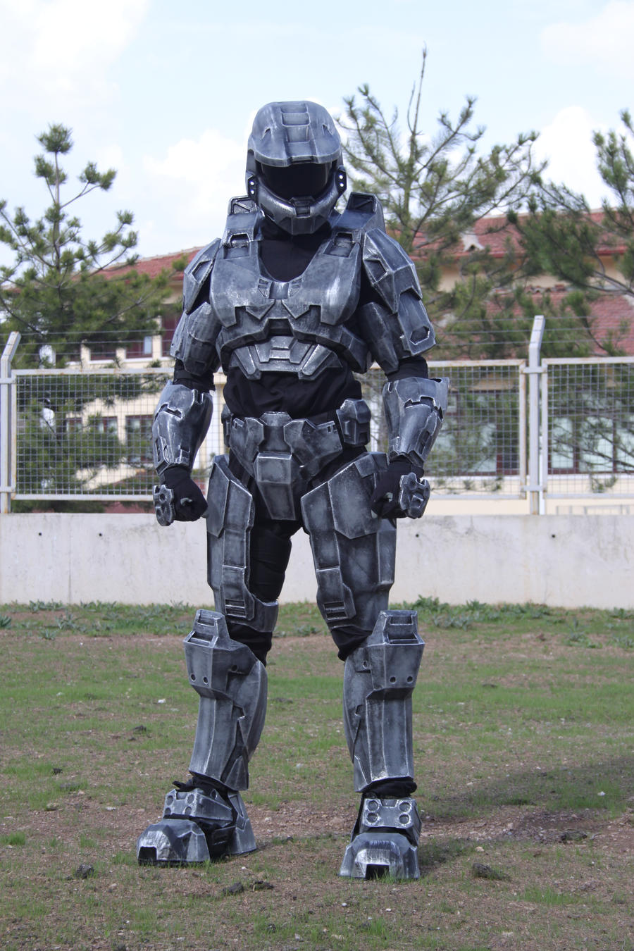 Halo Cosplay Turkey by gurselcavdar