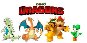 Dino-Dragons