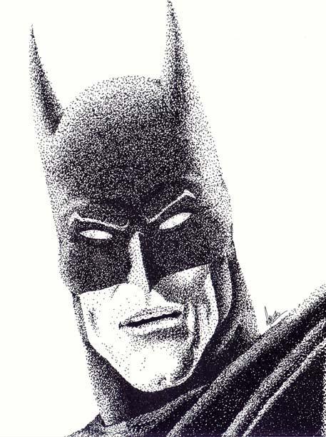 Batman by marcelocoelho