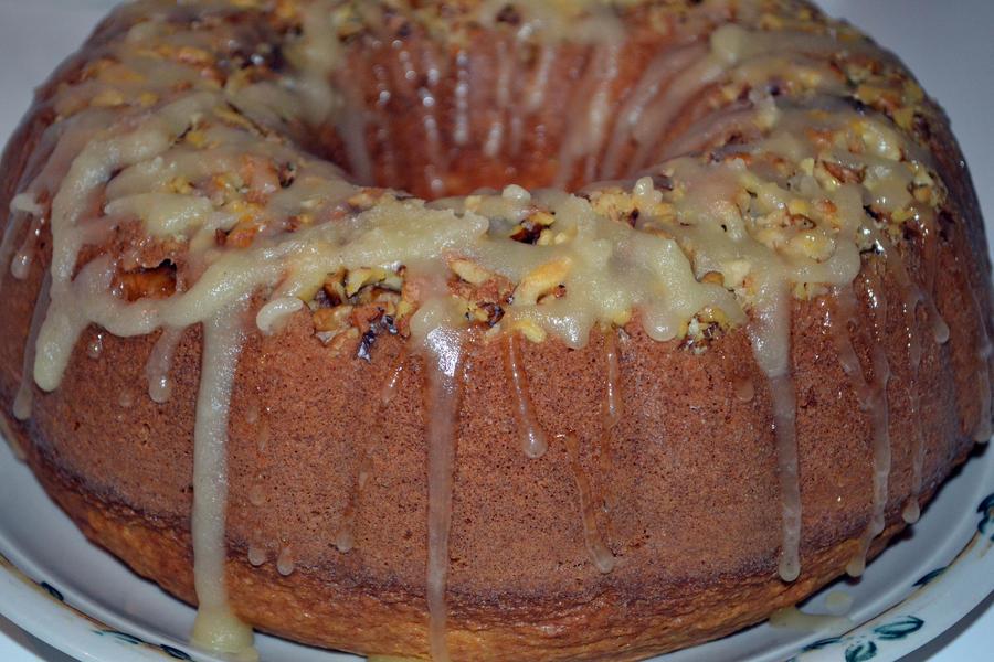 Rum Cake by beLIEveyourheart