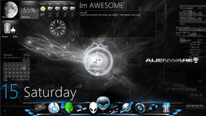 Alienware and HUD