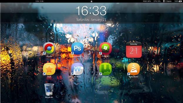 Tablet UI - Jan 2012