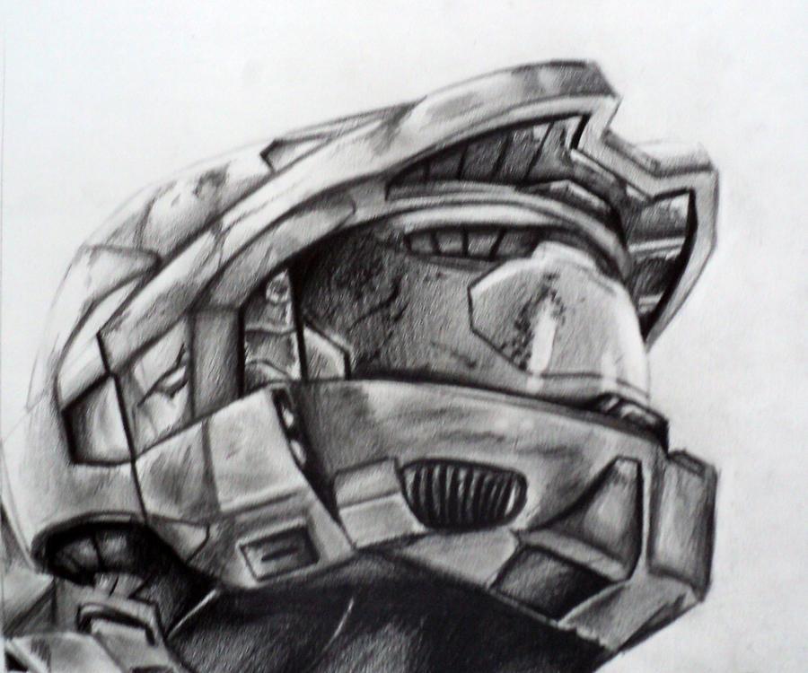 Spartan 117 by MailJeevas33
